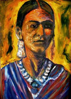 Metin Yaartrk. Frida by me