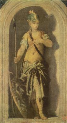 Paolo Veronese. Minerva