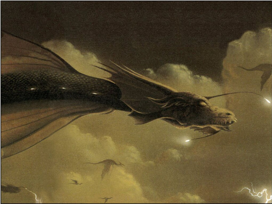 Виктор Робинсон. Белый дракон