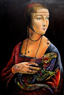 Yana Reznik. The lady of the XXI century