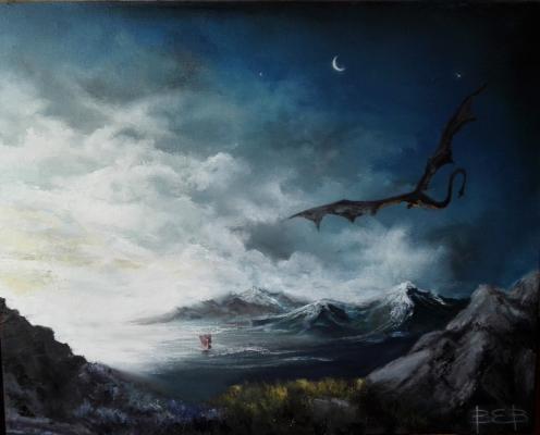 Ekaterina Vasilyeva. Dragon Island