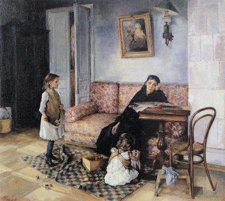 Антонина Ржевская. Сироты