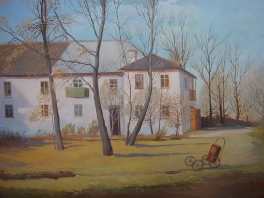 Rubtsova Nikolaevna Olga. Autumn time