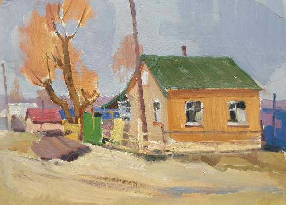 Karel Mikhailovich Yakubek. Untitled