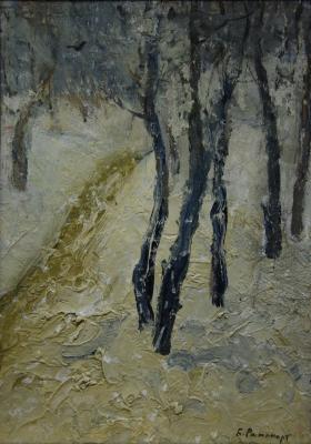 Boris Naumovich Rapoport. Untitled