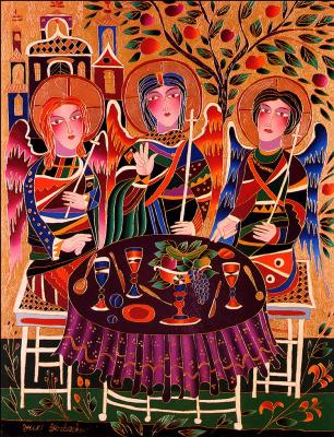 Юрий Горбачев. Три ангела