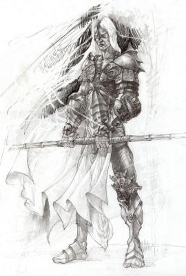 Alexander Nikolayevich Steshenko. Blind Wars