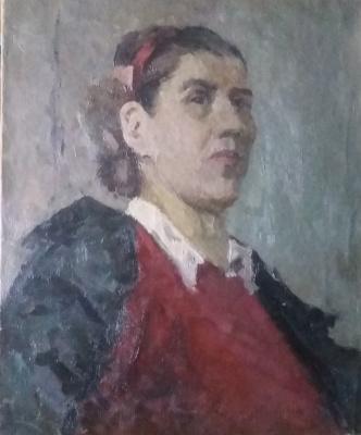 Leo Nikolayevich Zemskov. Portrait