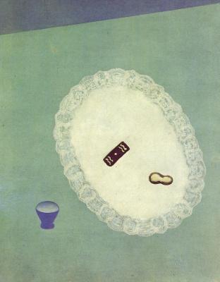 David Petrovich Shterenberg. Cake