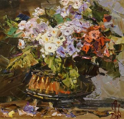 Сергей Александрович Поздеев. Цветы