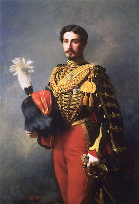 Franz Xaver Winterhalter. Edouard François André