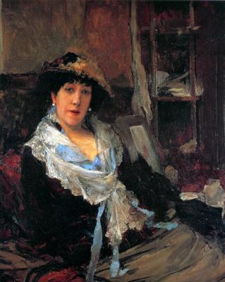 Мари Бастиен-Лепаж. Самари из Одеона