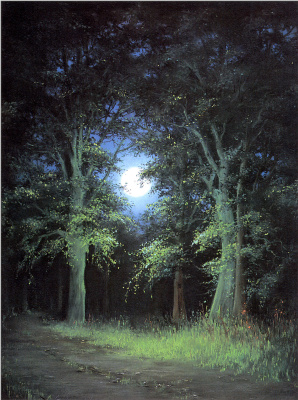 Анна Садворс. Светлая ночь