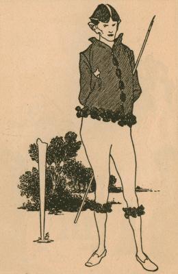 Aubrey Beardsley. The Savoy Magazine