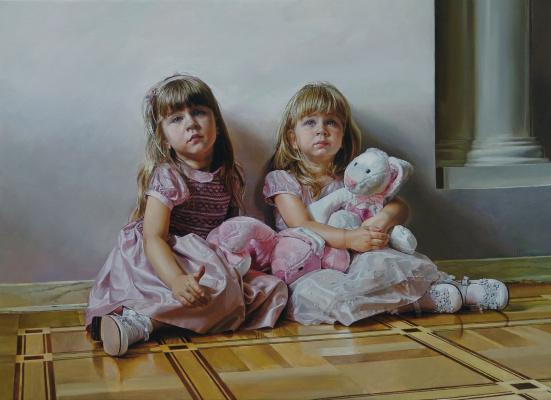 Roman Bondarenko. Children