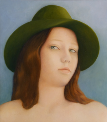 Renata Lefel. Red head (Sonia)