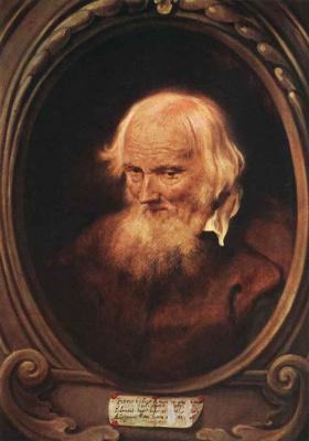 Ян Ливенс. Портрет Петруса Эгидия де Морриона