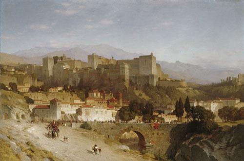 Samuel Coleman. Landscape