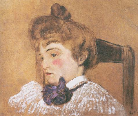 Jean Edouard Vuillard. Misia Nathanson