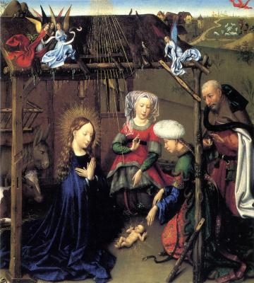 Жак Даре. Рождество Христово