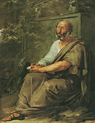 Francesco Ayets. Aristotle