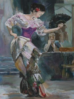 Tatyana Nikolaevna Antonova. Carmen