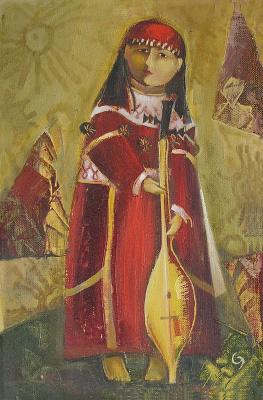 Эльвира Сурнина. Шорочка