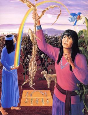 Сандра Стэнтон. Богиня урожая