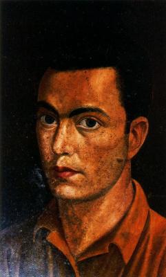 Луис Кастельянос. Портрет молодого человека