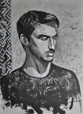 Александр Свистунов. Студент