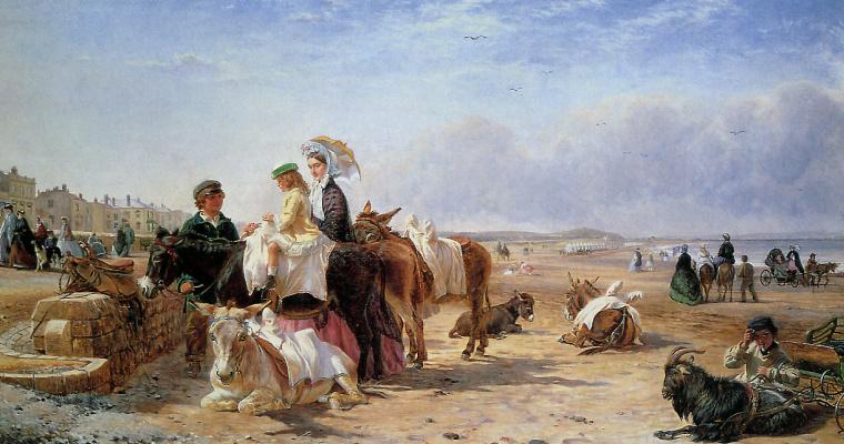 Уильям Хопкинс. Уэстонские пески
