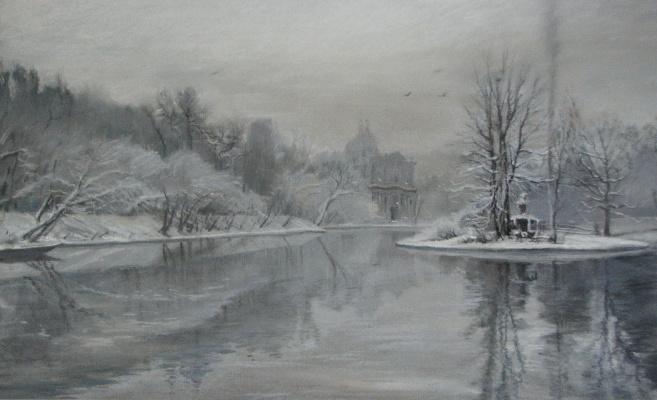 Андрей Ноаров. Зимний день