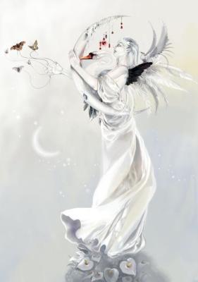 Стефани Лоу. Белая