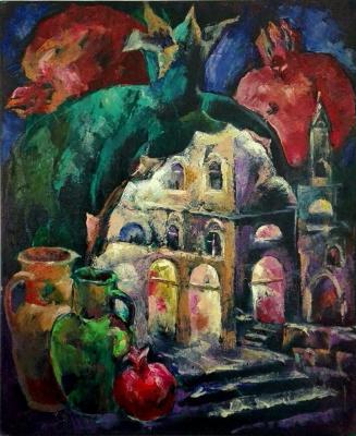 Tatyana Ivan Berestov. Mistery of old Jaffo
