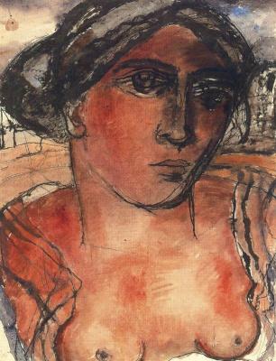 Paul Delvo. Portrait