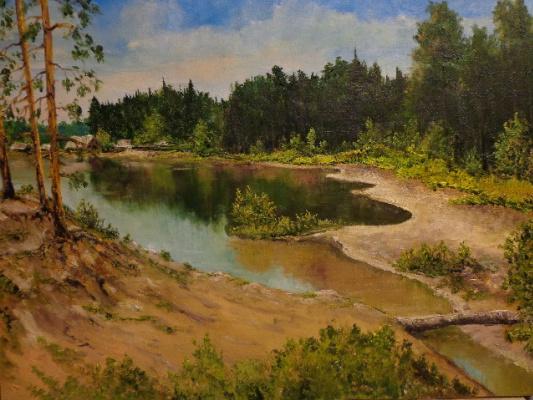 Начало реки