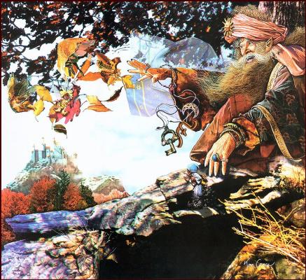 Том Кросс. Волшебник ветра