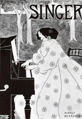 Aubrey Beardsley. Singer