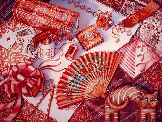 Джойс Грейс. Красные игрушки