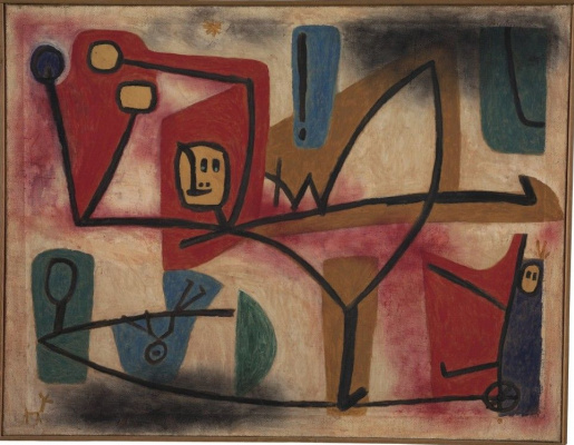 Paul Klee. The emotion