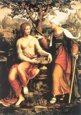 Вертумн и Помона