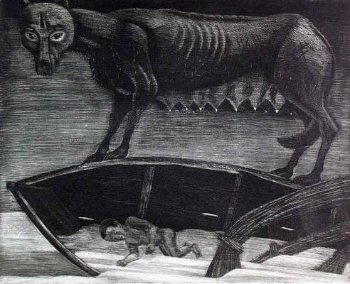 Камиль Губаевич Губайдуллин. Wolf of the Aral Sea