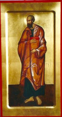 Margarita Anatolievna Chakova. Apostle Paul