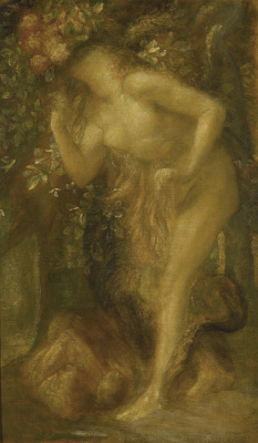 George Frederick Watts. The temptation of eve