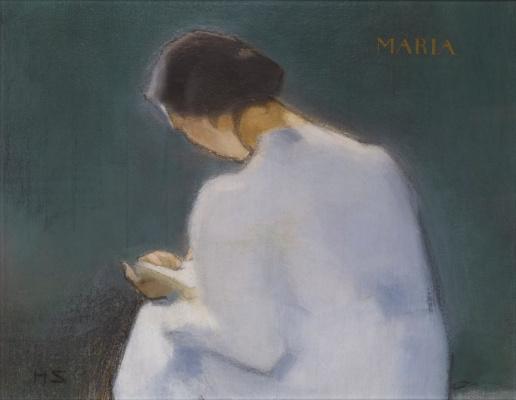 Helena Sophia Scherfbek. Maria