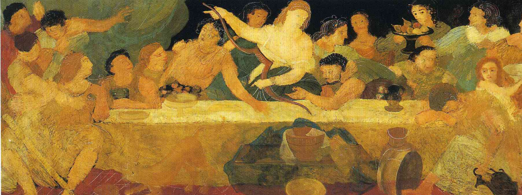 Andre Derain. The Return Of Ulysses