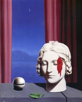 René Magritte. Memory