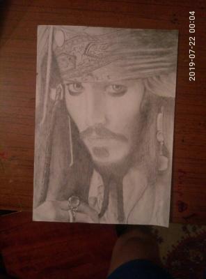 Sergey Nikolaevich Trusov. Captain Jack Sparrow