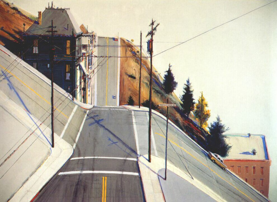 Wayne Thibaut. The intersection of