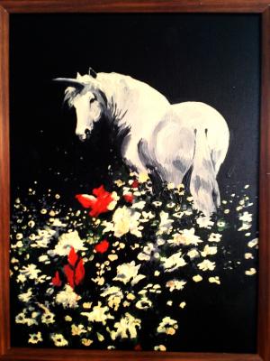 Svetlana Makarova. Unicorn